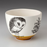 Small Bowl: Barn Owl