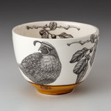 Small Bowl: Quail #4