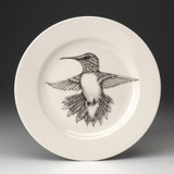 Dinner Plate: Hummingbird #1