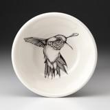 Cereal Bowl: Hummingbird #2