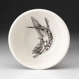 Cereal Bowl: Hummingbird #3