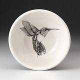 Cereal Bowl: Hummingbird #4