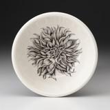 Cereal Bowl: Plate Dahlia