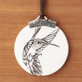 Ornament: Hummingbird #3