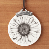Ornament: Daisy