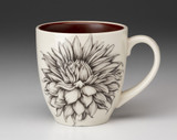 Mug: Cactus Dahlia
