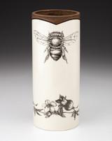 Large Vase: Honey Bee
