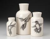 Set of 3 Jars: Hummingbird