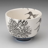 Small Bowl: Hummingbird #1