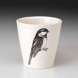 Bistro Cup: Black-Capped Chickadee