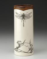 Small Vase: Dragonfly