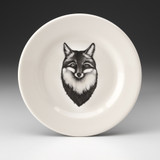 Bistro Plate: Fox Portrait