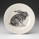 Bistro Plate: Crouching Hare