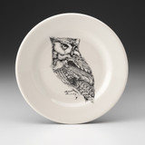 Bistro Plate: Screech Owl #1