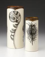 Large Vase: Coiled Wood Fern