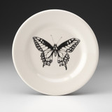 Bistro Plate: Swallowtail Butterfly