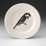 Bistro Plate: Black-Capped Chickadee
