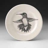 Bistro Plate: Hummingbird #1
