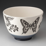 Large Bowl: Swallowtail Butterfly