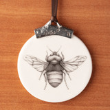 Ornament: Bumble Bee