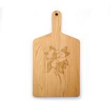 Maple Handle Cheese Board: Magnolia