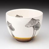 Small Bowl: Parasol #2 Mushroom