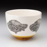 Small Bowl: Shelf Mushroom