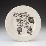 Dinner Plate: Pomegranate Spray