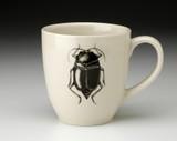Mug: Black Beetle