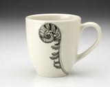 Mug: Coiled Wood Fern