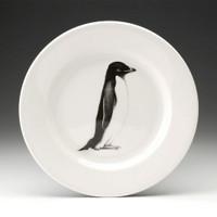 Dinner Plate: Adelie Penguin