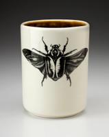Utensil Cup: Goliath Beetle Open Wing