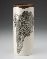 Large Vase: Chanterelle Mushroom
