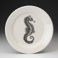 Dinner Plate: Seahorse