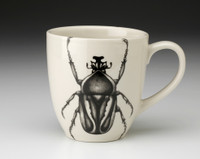 Mug: Flower Beetle