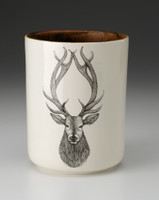 Utensil Cup: Red Stag