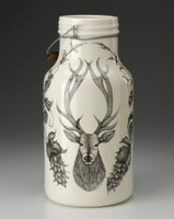 Jug with Handle: Red Stag