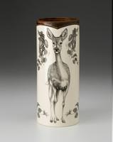Large Vase: Fallow Doe