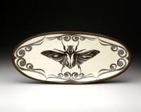 Fish Platter: Goliath Beetle Open Wing