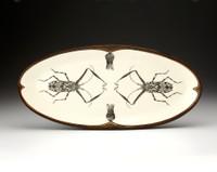 Fish Platter: Harlequin Beetle
