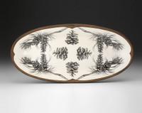 Fish Platter: Pine Branch