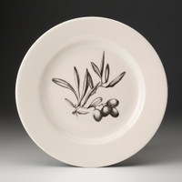 Dinner Plate: Olive Bunch