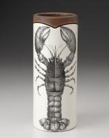 Small Vase: Lobster