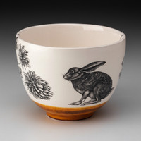 Small Bowl: Crouching Hare