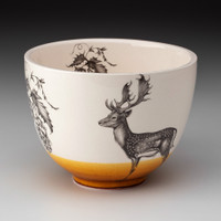 Small Bowl: Fallow Buck