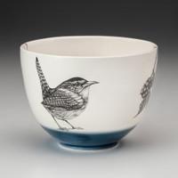 Small Bowl: Carolina Wren