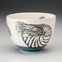 Small Bowl: Nautilus
