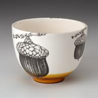 Small Bowl: Red Oak Acorn