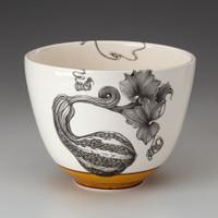 Medium Bowl: Cushaw Gourd