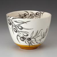 Medium Bowl: Olive Branch